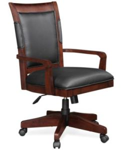 Furniture CLOSEOUT  Cambridge Home Office Chair  Executive Desk     main image  main image