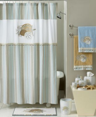 Avanti By The Sea Bath Collection Bathroom Accessories
