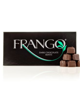 Frango Chocolates 45 Pc Dark Mint Box Of Chocolates