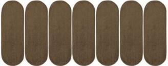 Ottomanson Softy Collection Non Slip Rubber Backing Stair Tread | Ottomanson Softy Stair Treads | Carpet Stair | Softy Carved | Amazon | Softy Collection | Non Slip Stair