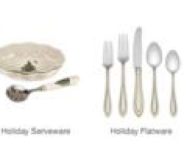 Holiday Dinnerware Holiday Glassware Holiday Serveware Holiday Flatware Holiday Table Linens