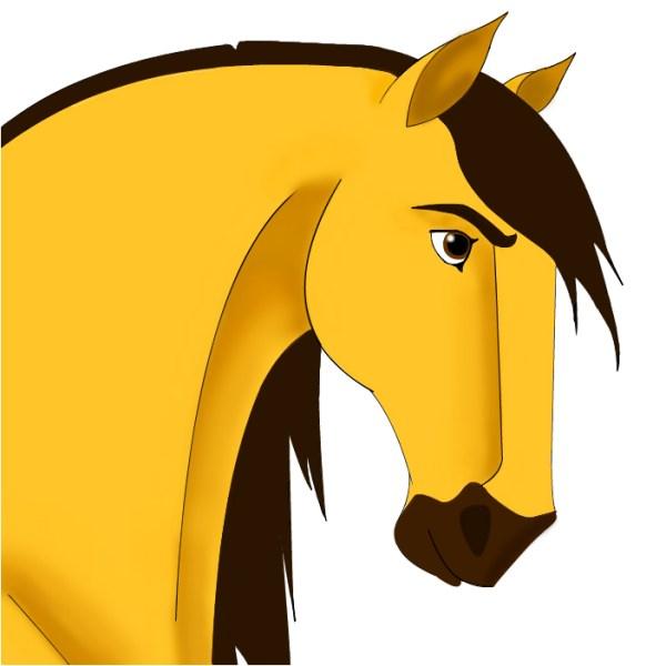 paint spirit stallion of the cimarron # 73