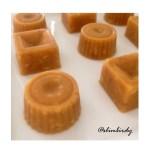 white chocolate nut fudge