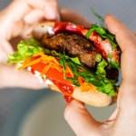 Veggie Burger Ray Peat Inspired