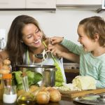 How to be a Fit & Healthy Mom Part 2: Eating Right + healthy recipes