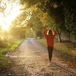 7 Workouts To Take Outdoors This Fall
