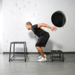 Use Plyometrics training to increase your Athletic Potential (without making it too complicated)