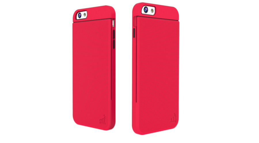 slimclip case v4 red