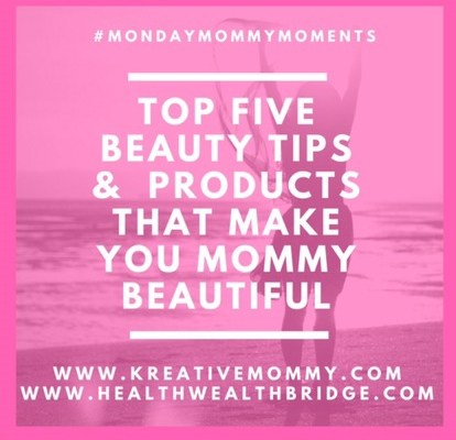Top 5 beauty products #MMM