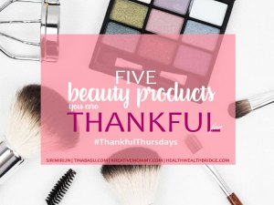5 beauty products I love