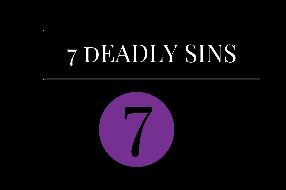 7 Deadly Sins – 1