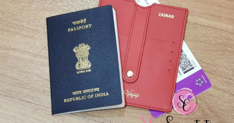 Why I like Urby Passport Holder #Review
