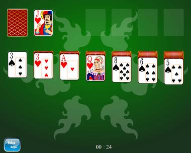 Бесплатный Пасьянс Онлайн (Игры в карты) - Бесплатные игры ...
