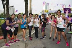 Womans Run