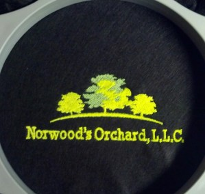 Embroidery by Slingin' Ink Printing & Promotions