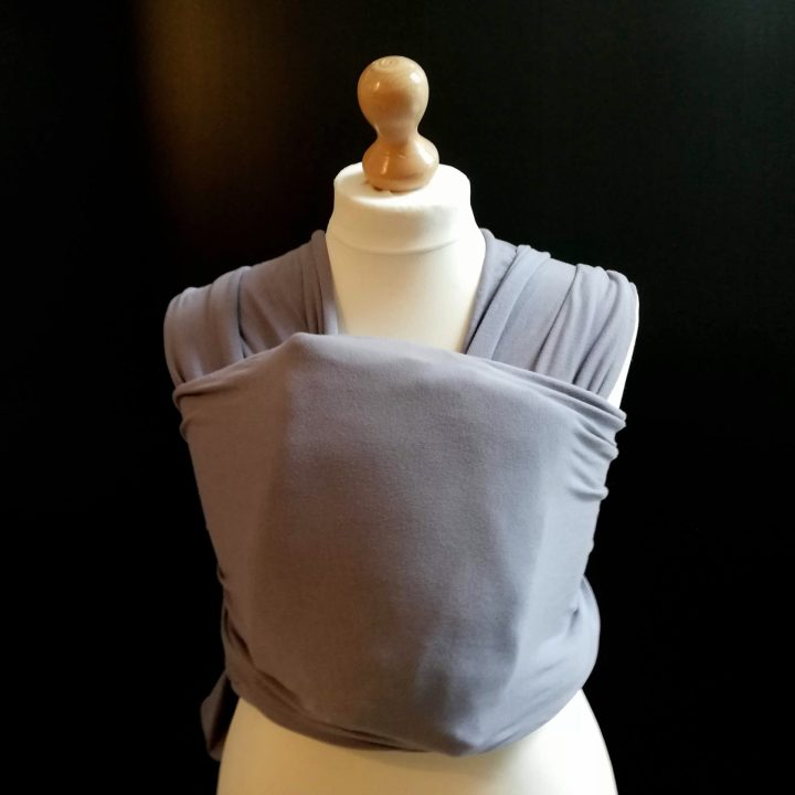 grey stretchy wrap