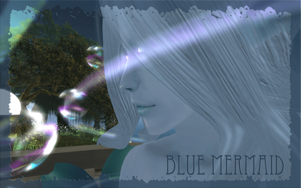 Blue Mermaid Web 6
