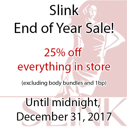 Slink End of Year Sale Image