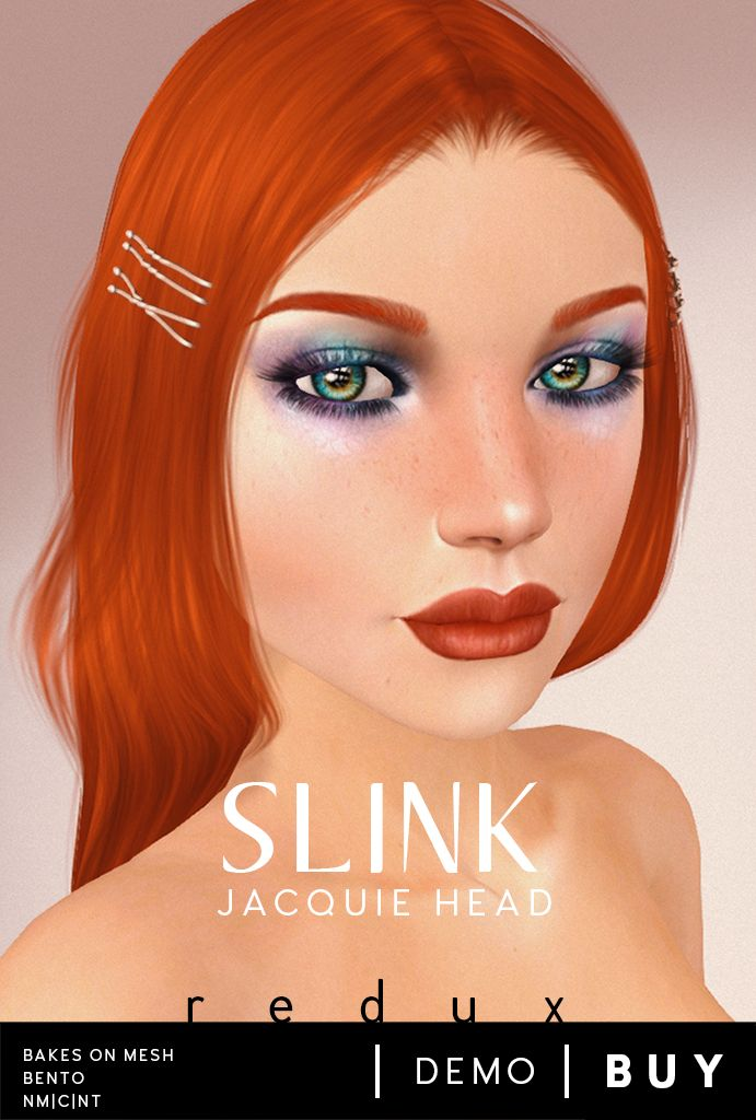 Slink Jacquie Poster