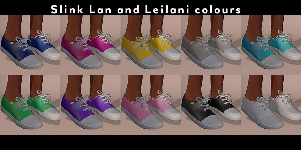 Lan and Leilani Colours