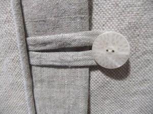 Slipcover Button Closesure by Slipcovermaker.com