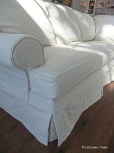 Heavyweight Duck Cloth Slipcover