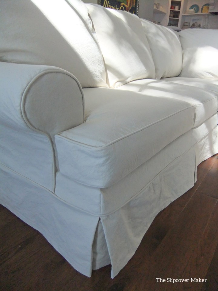 Heavyweight Duck Cloth Slipcover