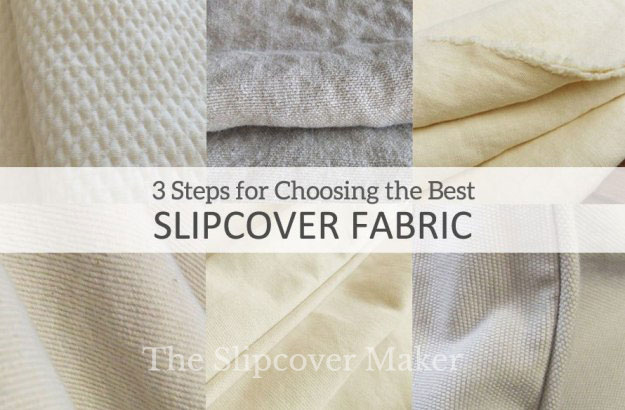 How to Choose the Best Slipcover Fabric