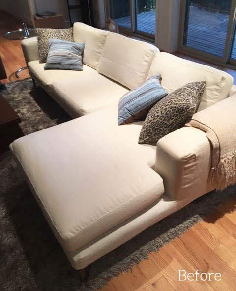 Bensen Neo Sectional Slipcover
