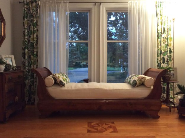 Cotton Matelasse Daybed Slipcover