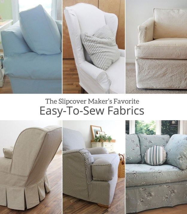Favorite Easy To Sew Fabrics