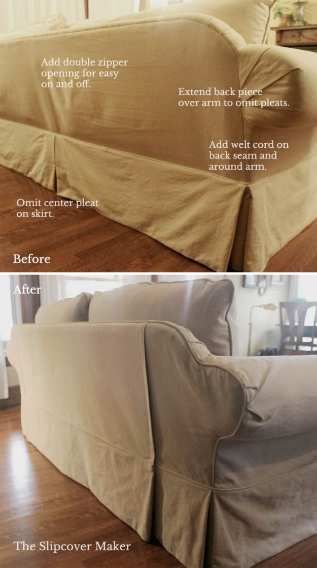 Design Tips for Sofa Slipcover