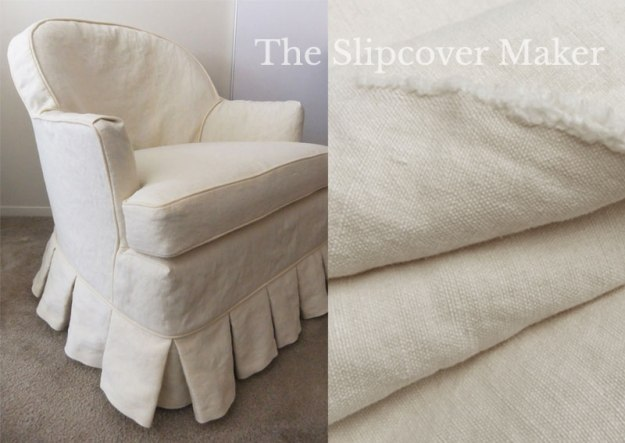 Hemp Fabric for Slipcovers