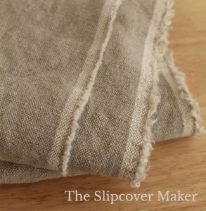 Hemp Canvas for Slipcovers