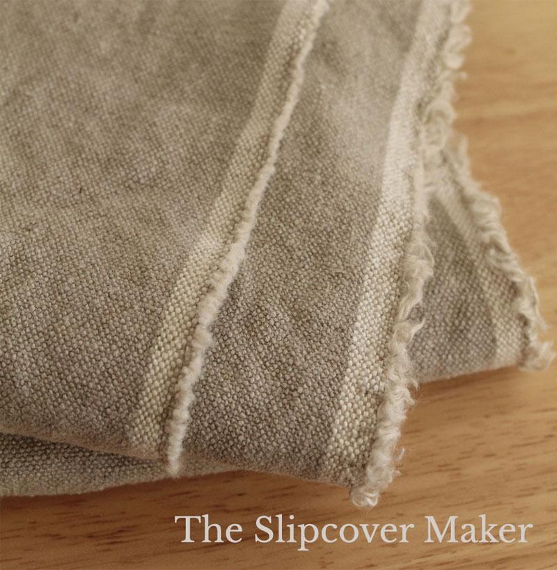 Hemp Canvas for Slipcovers