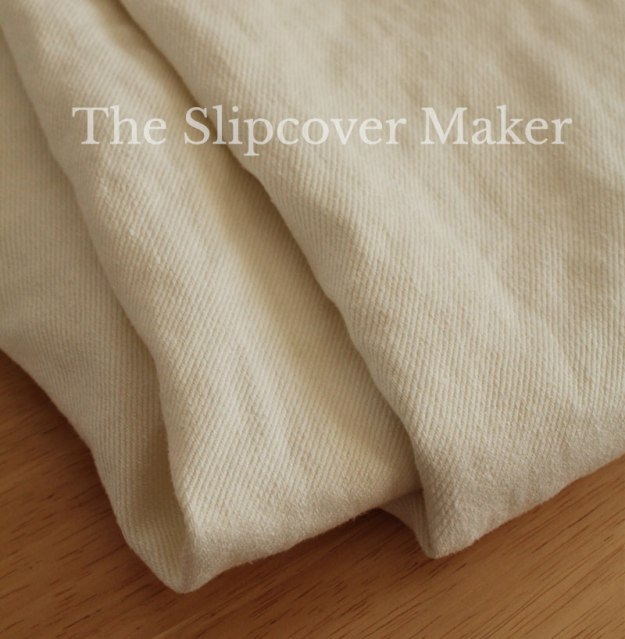Hemp Twill For Slipcovers