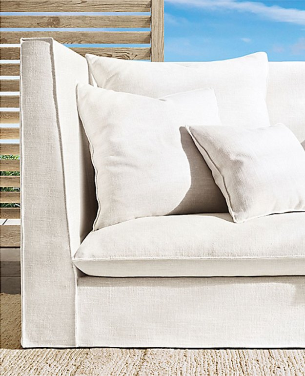 Restoration Hardware Slipcover