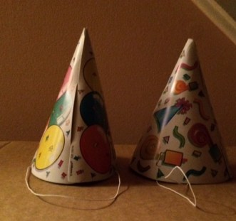 pity party hats