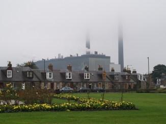Cockenzie power station (now gone), East Lothian