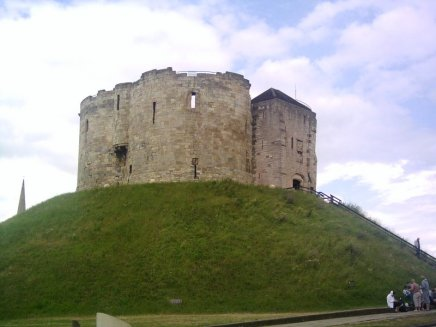 Cliffords tower York