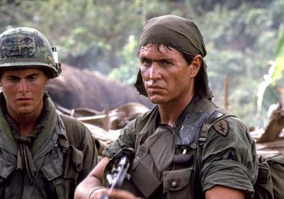 PLATOON, Mark Moses, Tom Berenger, 1986, (c) Orion