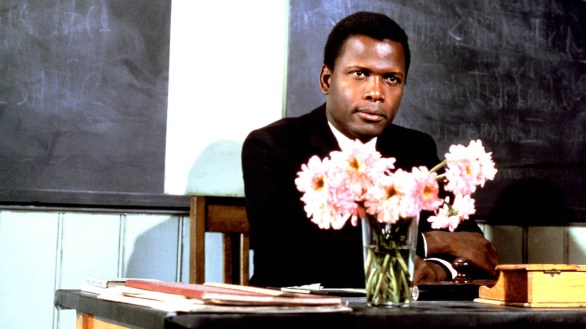 To Sir, With Love Starring Sidney Poitier © Columbia Tri - Star