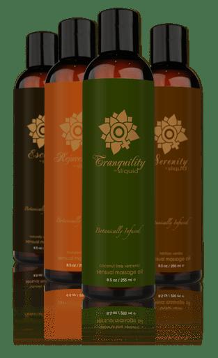 Sliquid Massage Oils Collection
