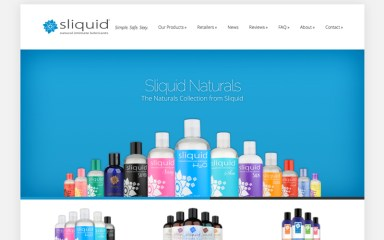 Sliquid.com - Sliquid Sites on the web