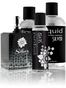 Sliquid Silver - The Studio Collection - Sliquid Naturals Silver