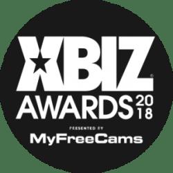 2018 XBIZ Awards Emblem