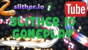 Slither.io Game Play Videos