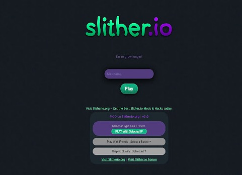 what-does-slither-io-mods-extension-mean