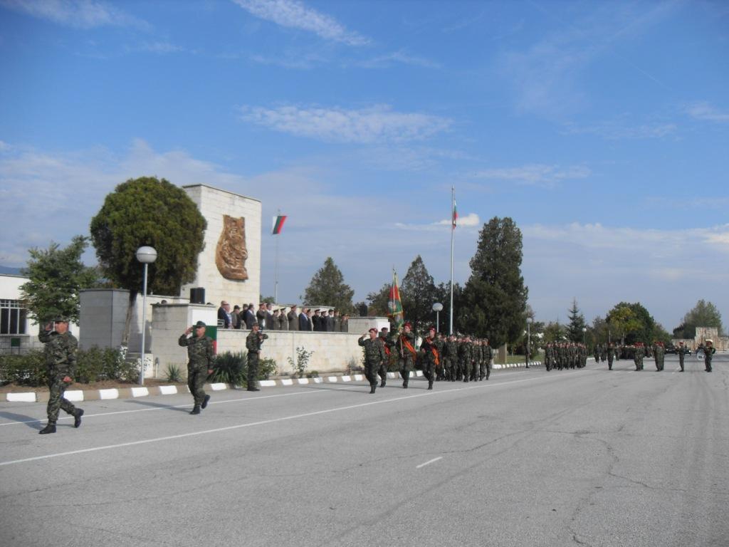 С редица инициативи Военно формирование 22220 ще отбележи празника на Сухопътни войски – 19 ноември