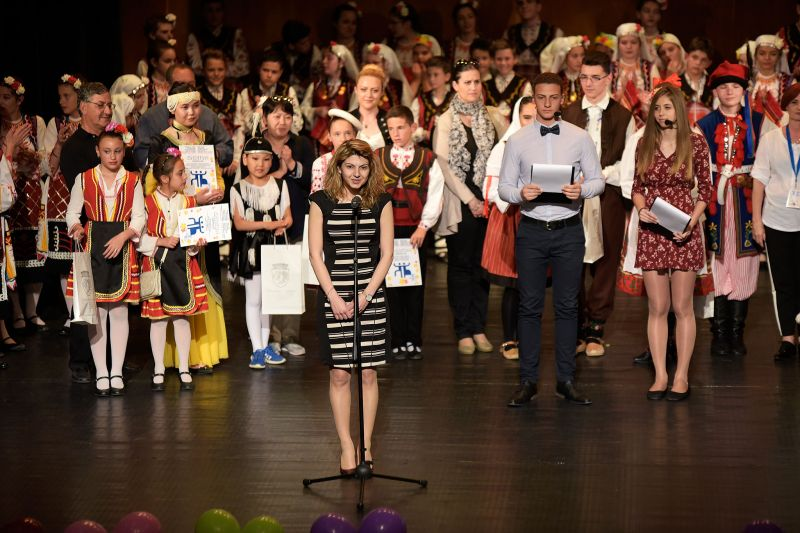 Пепа Чиликова: До нови срещи! Ще Ви очакваме на 22-рия Международен детски танцов фестивал